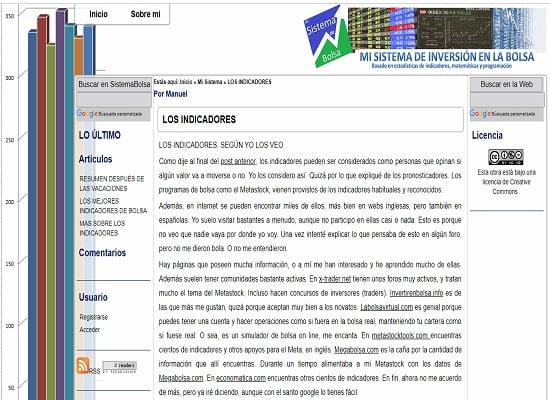 sencillaweb.com - sistemabolsa.com - blog de opinión