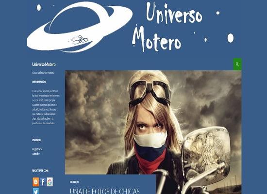 sencillaweb.com - universomotero.com - comunidad en facebook
